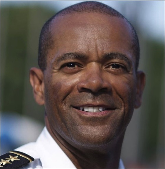 Milwaukee Sheriff David Clarke