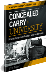 Ebook cover for Concealed Carry study