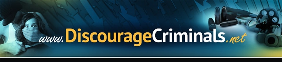 Home page: How to discourage violent criminals
